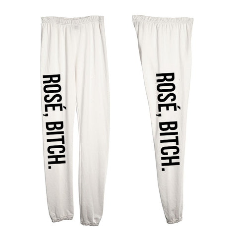 ROSÉ, BITCH. [WOMEN'S SWEATPANTS]