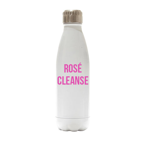 ROSÉ CLEANSE [WATER BOTTLE]