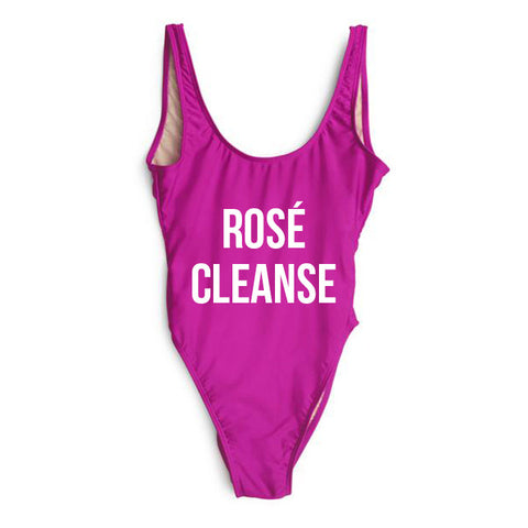 ROSÉ CLEANSE [SWIMSUIT]