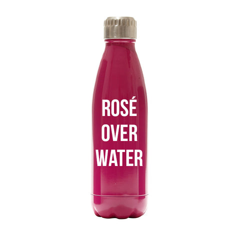 ROSÉ OVER WATER [WATER BOTTLE]