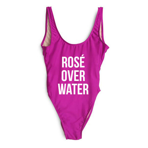 ROSÉ OVER WATER [SWIMSUIT]