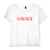 SAVAGE [DISTRESSED WOMEN'S 'BABY TEE']