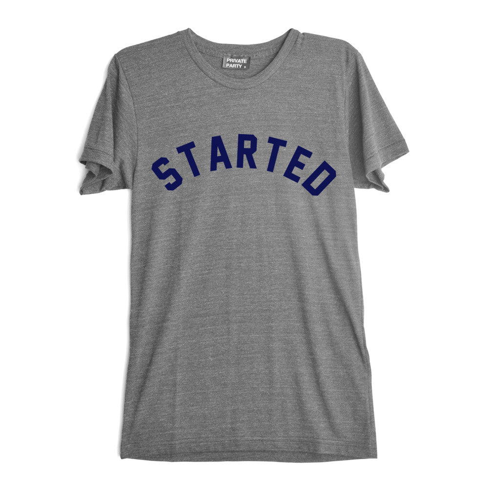 STARTED [TEE]