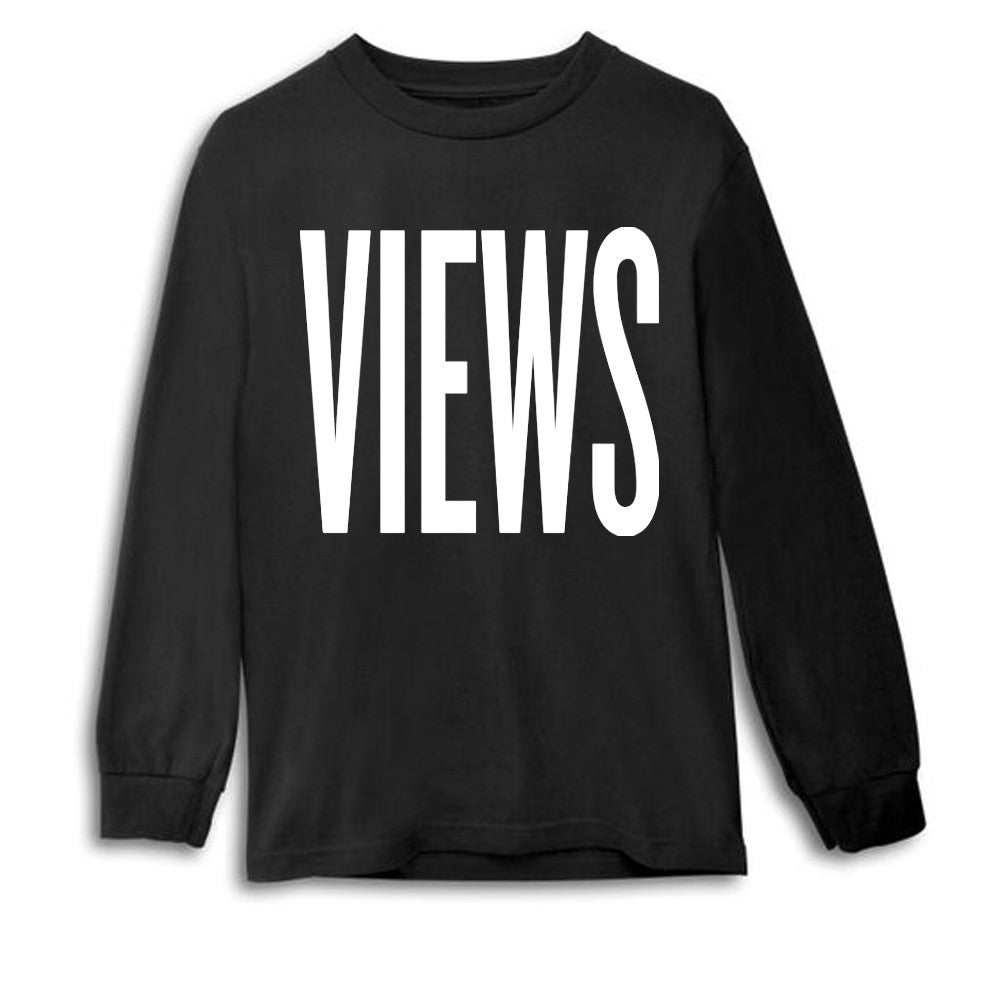 VIEWS [LONG SLEEVE UNISEX SHIRT]