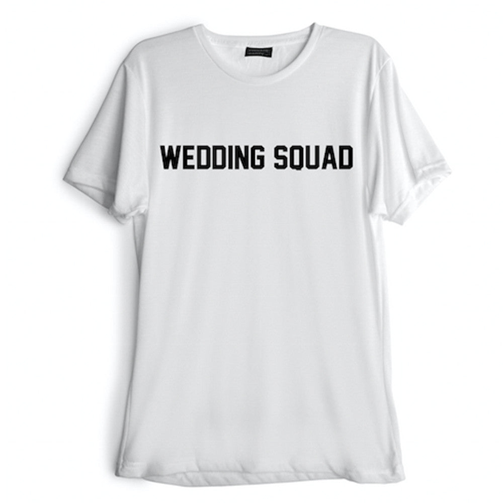WEDDING SQUAD [TEE]