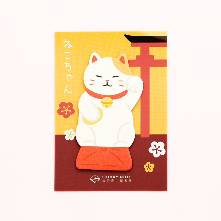 Post-it Mascotas/Maneki-neko