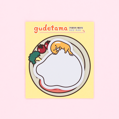 Post-it Gudetama/Verduras