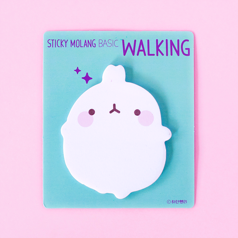 Post-it Molang/Walking