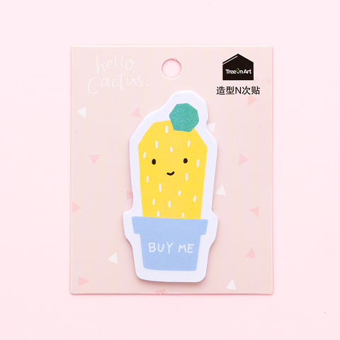 Post-it Hello Cactus/ Buy me