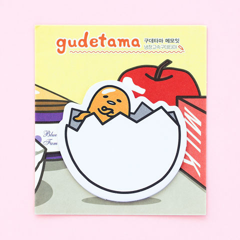 Post-it Gudetama/Manzana