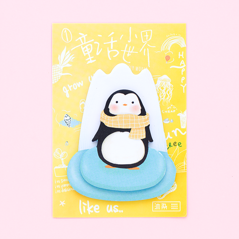 Post-it Sticky World/ Pingüino