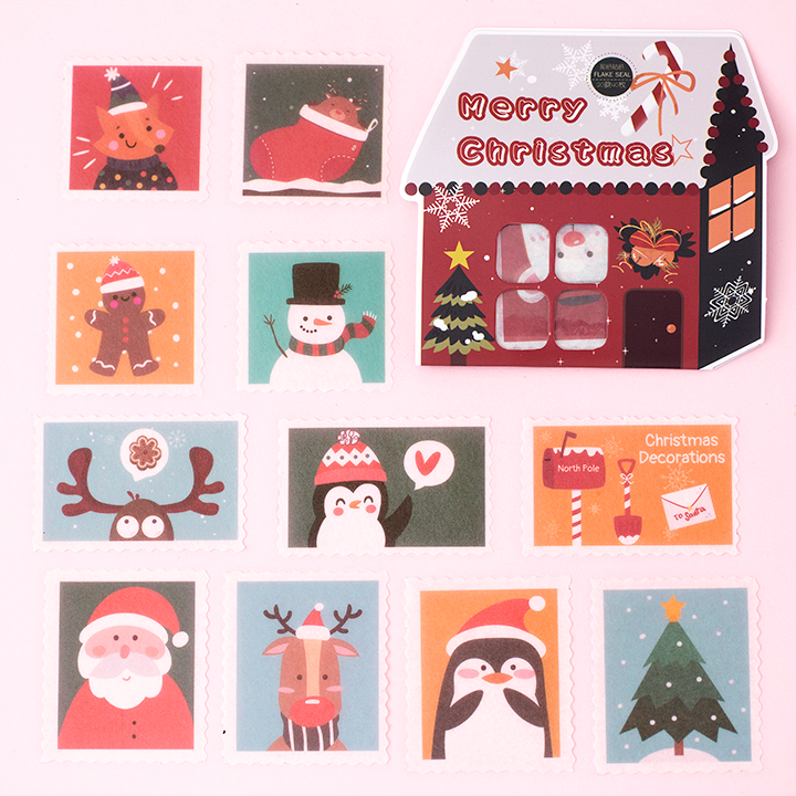 Stickers Merry Christmas