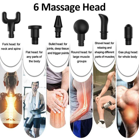 Muscle Massage Gun