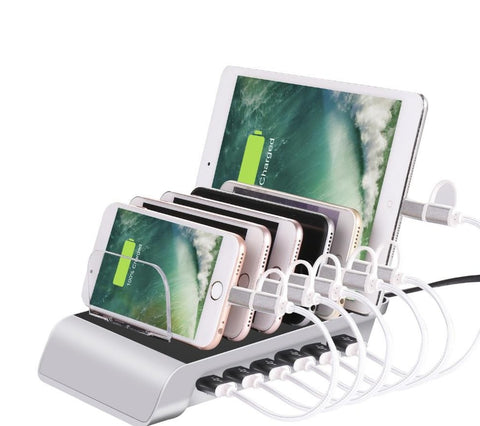 Image of Quick Charging Station