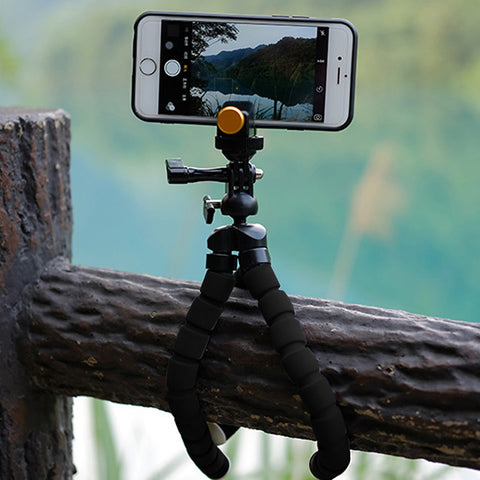 Image of Flexible Tripod for Camara