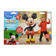 Mickey Mouse Airwalker balloon 54 inches high in package