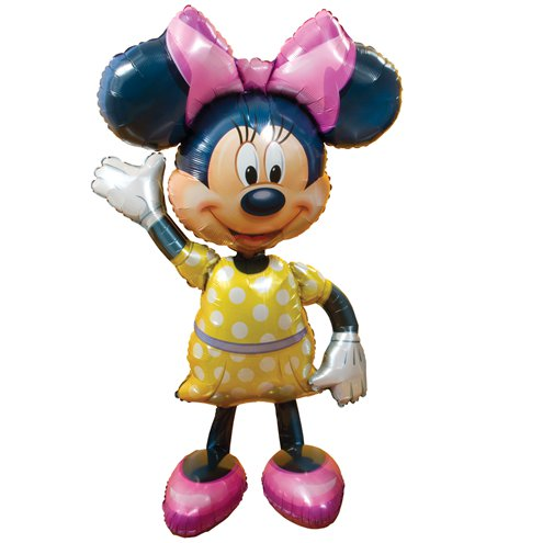 Minnie Mouse Airwalker Balloon 54 inches high