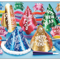 Cabaret New Year's Eve Party kit for 50