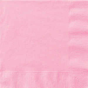 Pink Luncheon Napkins