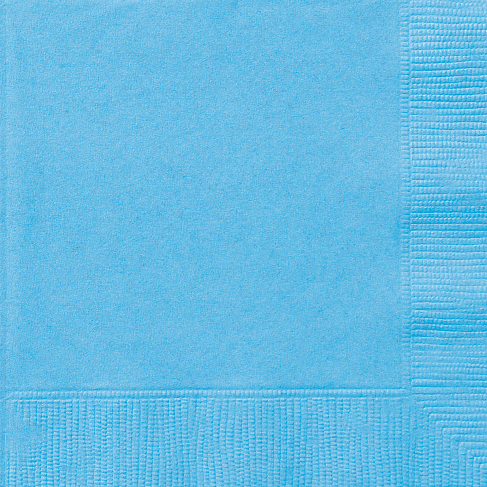 Powder Blue Luncheon napkins
