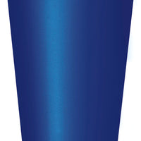 Navy paper cups 9 oz
