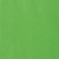 Lime Green Luncheon Napkins