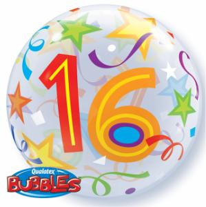 16 Bubbles Balloon