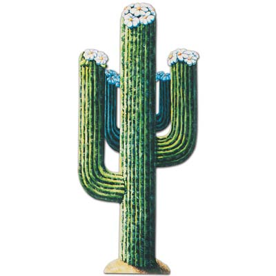 jointed cactus 4.25 feet 1 per package