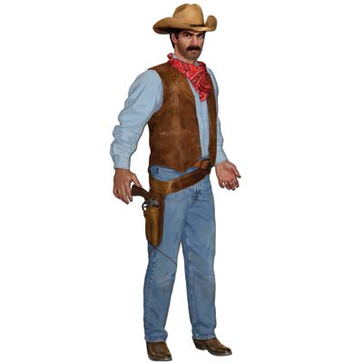 jointed cowboy 36 inches 1 per package