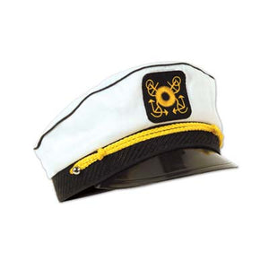 yacht captains cap one size fits most
