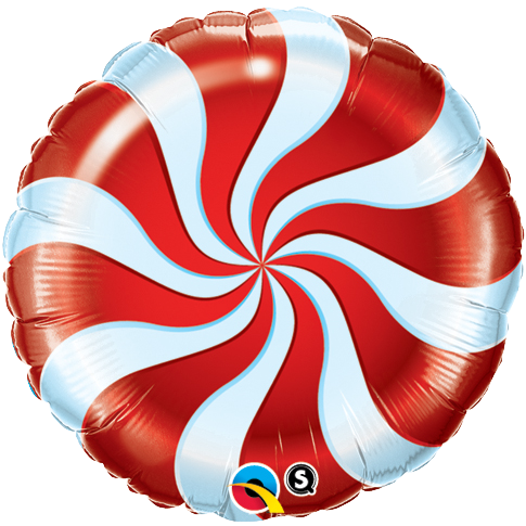 Candy Swirl Red 18