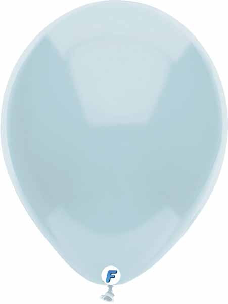 Baby Blue balloon 12 inch funsational