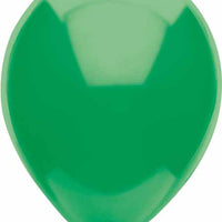 Green balloon 12 inch Funsational