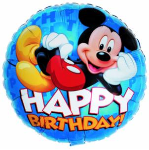 Mickey Happy Birthday 18