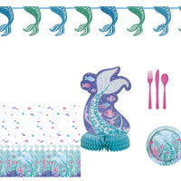 Mermaid Party Kit for 8 kids