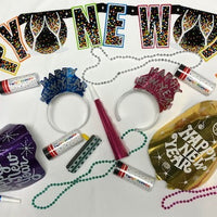 New Year's Eve Party in your Bubble Kit