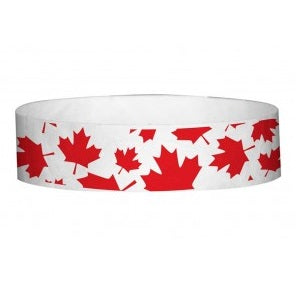Maple Leaf Wristband