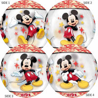 mickey mouse orbz xl balloon 16 inch