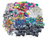 Keychain prize assortment of 250