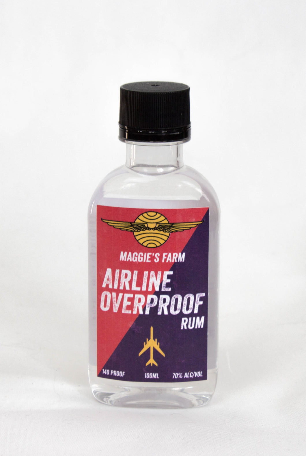 Maggie's Farm Airline Overproof Rum - 100ml - 140proof
