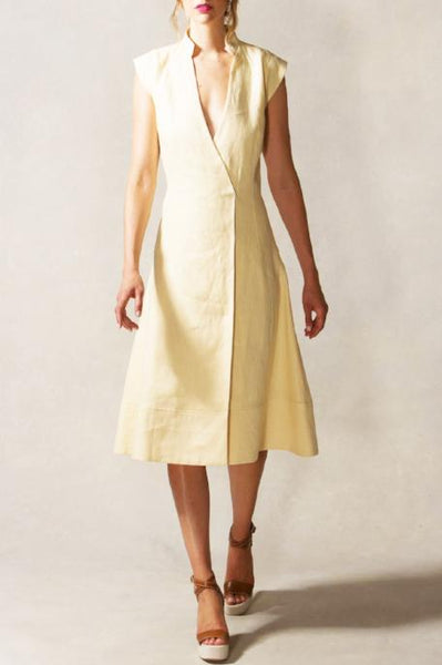 Belle Wrap Dress
