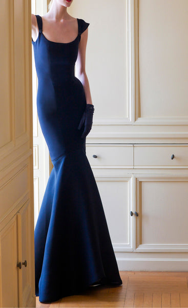 Tailored Evening Gown