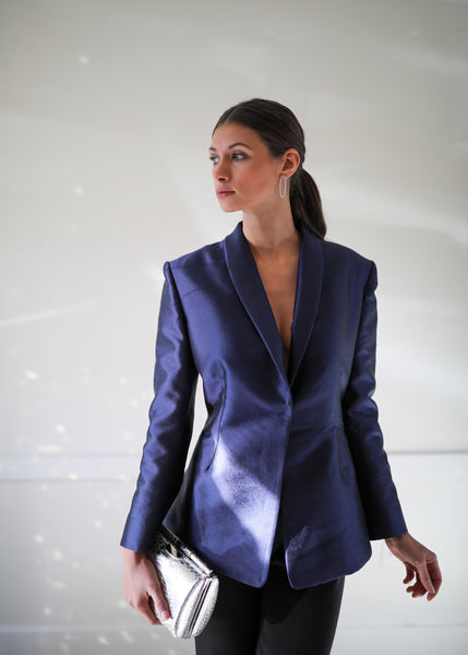 Narrow Lapel Jacket