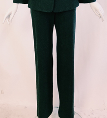 Side Zip Pants in Cashmere