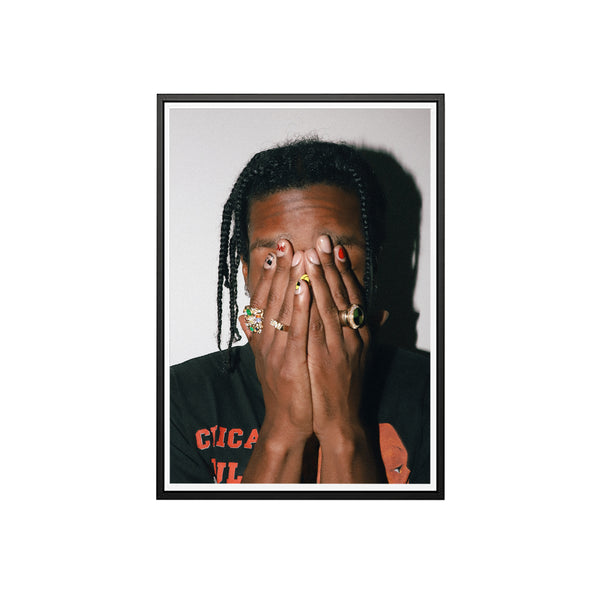 A$AP ROCKY LIMITED EDITION PRINT