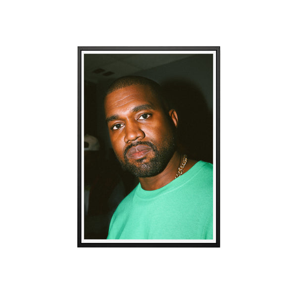 KANYE WEST LIMITED EDITION PRINT