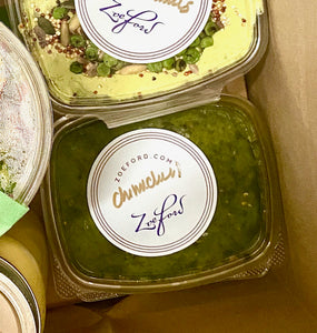 Choose from our DIPS and SAUCES!