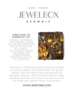 Zoe Ford Jewelbox Brownie
