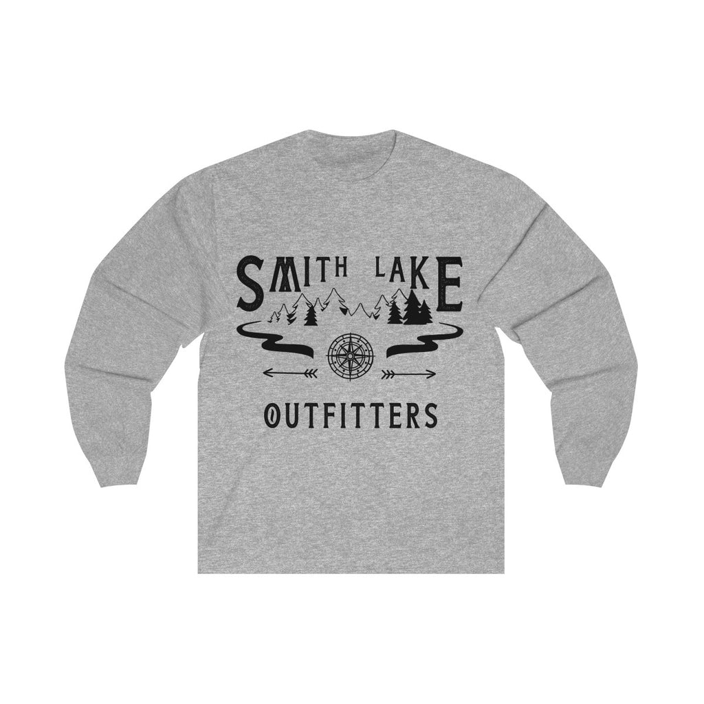 Smith Lake Outfitters Unisex Long Sleeve Tee