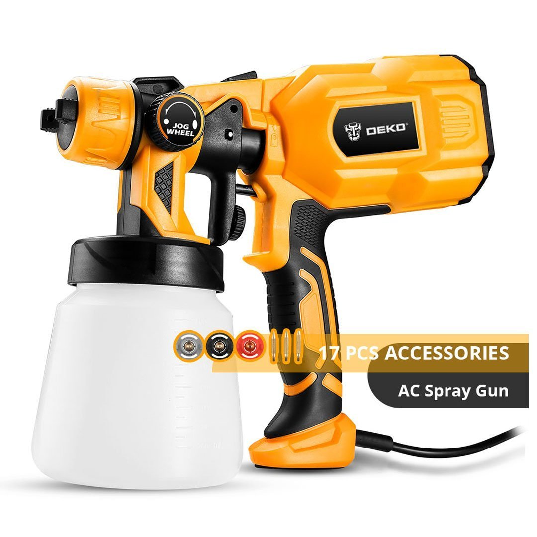 Electric Paint Sprayer 550W - Activeadultliving